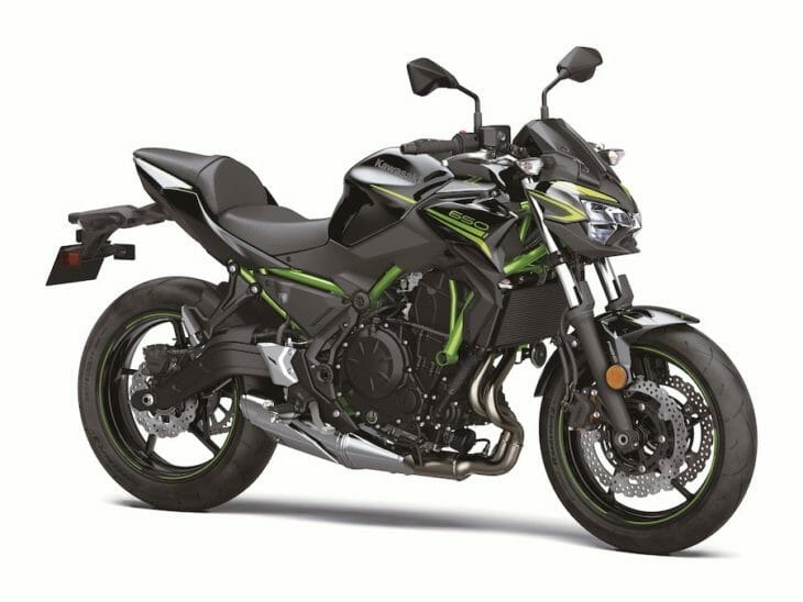 2020 Kawasaki Z650 First Look