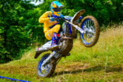 In the 2020 Sherco 300 SEF Factory Review, Cycle News finds that the 300 SEF has a little something for everyone.
