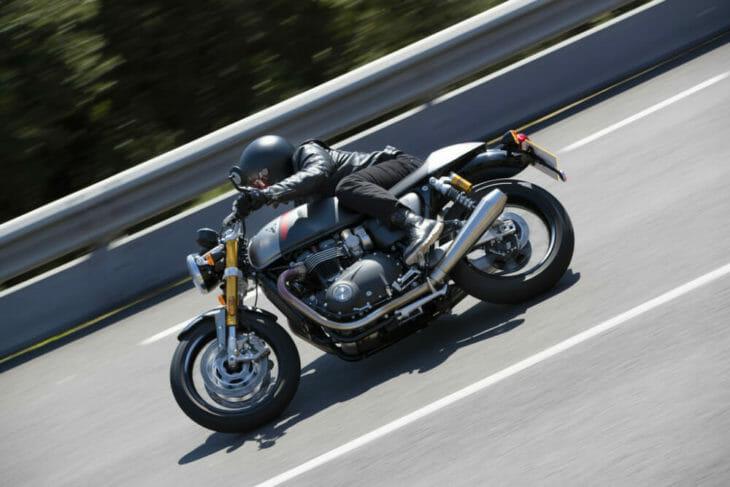 2020 Triumph Thruxton RS First Look