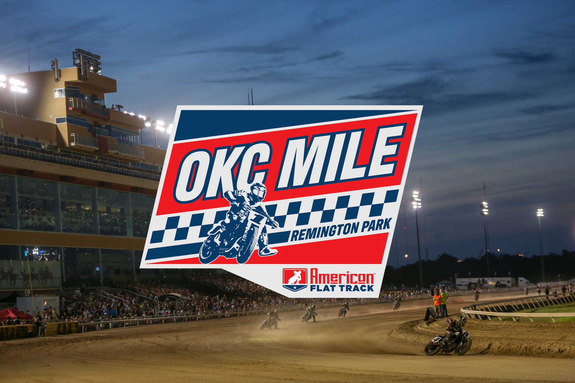 American Flat Track - 2020 OKC Mile Tickets Now Available