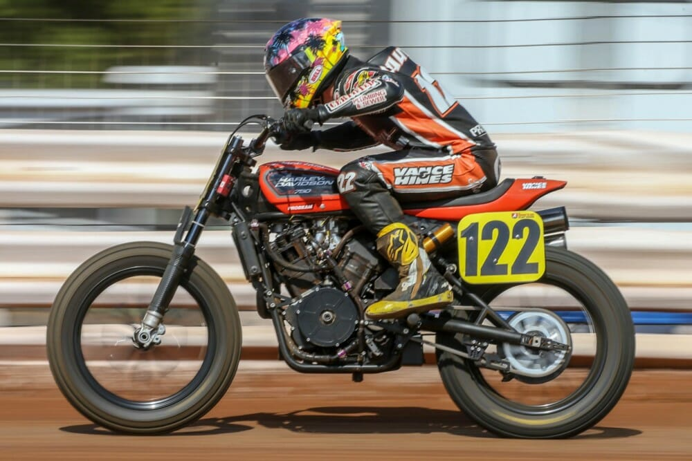 Harley-Davidson Launches Major Support for AFT Production Twins in 2020