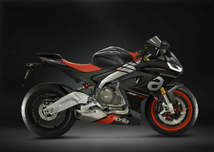 2020 Aprilia RS 660 First Look