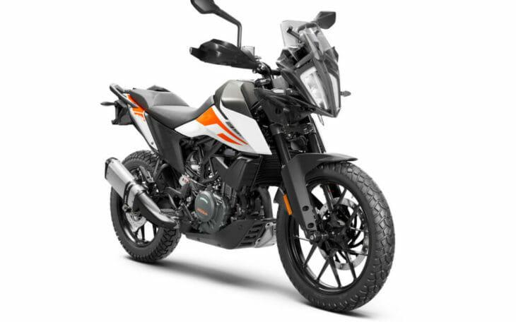 2020 KTM 390 Adventure First Look 4