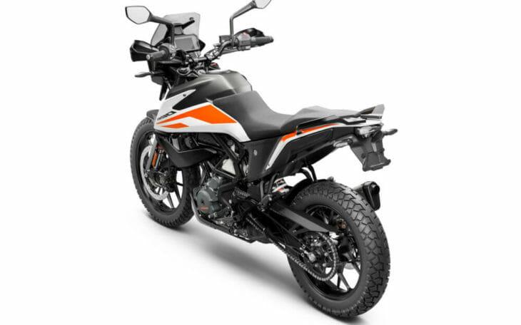 2020 KTM 390 Adventure First Look 2