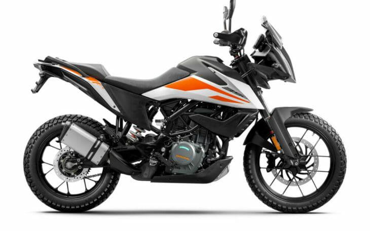 2020 KTM 390 Adventure First Look 1