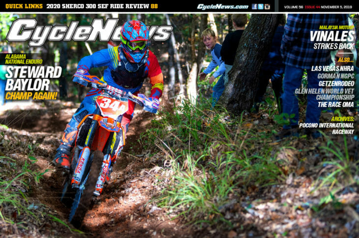 Cycle News Magazine 2019 Issue 44