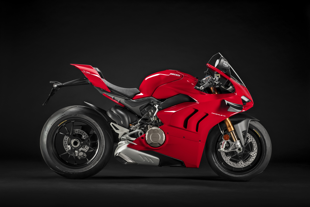 Ducati Bringing New Motorcycles to Long Beach International Motorcycle Show