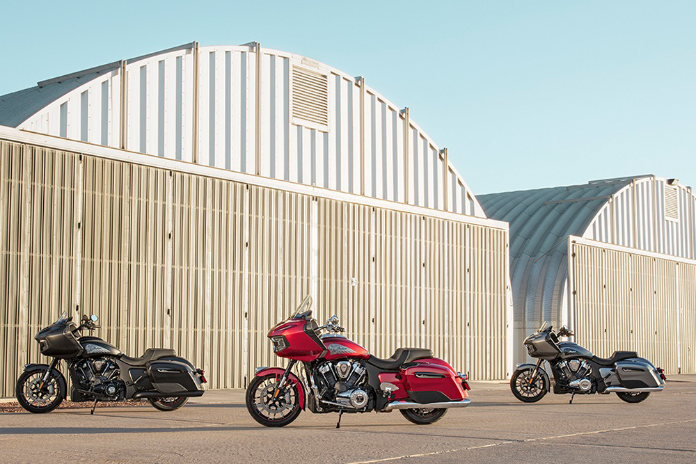 Indian Motorcycles Challenge Everything Giveaway