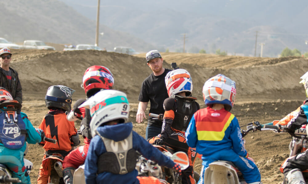 The Road 2 Recovery Foundation announced details for the fourth annual Jessy Nelson MX School, which is scheduled for Thursday, December 19, in Pala, CA.