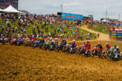 Tickets are now on sale to the 2020 Lucas Oil Pro Motocross Championship.
