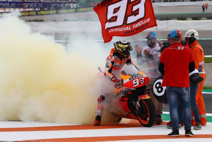 Marquez, MotoGP race, Valencia MotoGP 2019
