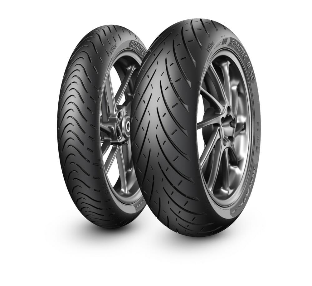 Metzeler Roadtec™ 01 SE touring tire