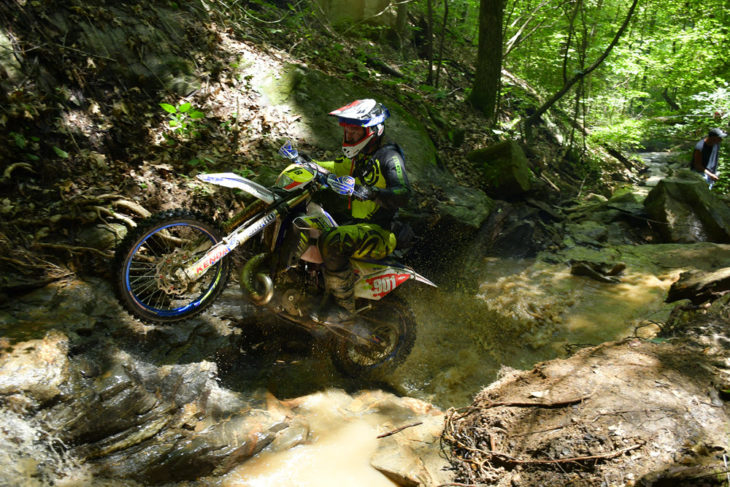 Nick Fahringer Joins Sherco 2020 Action