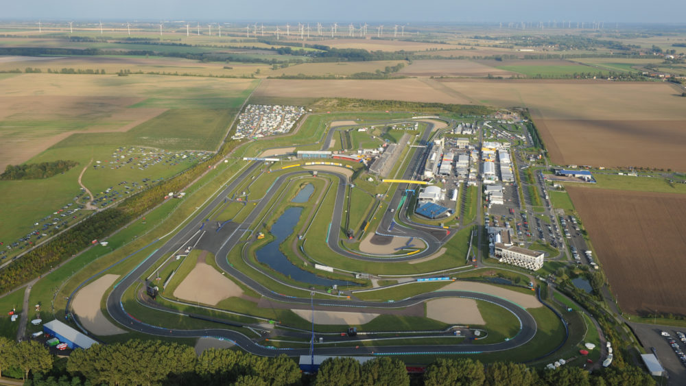 The German round is back on the calendar and will take place at Oschersleben for the first time since 2004