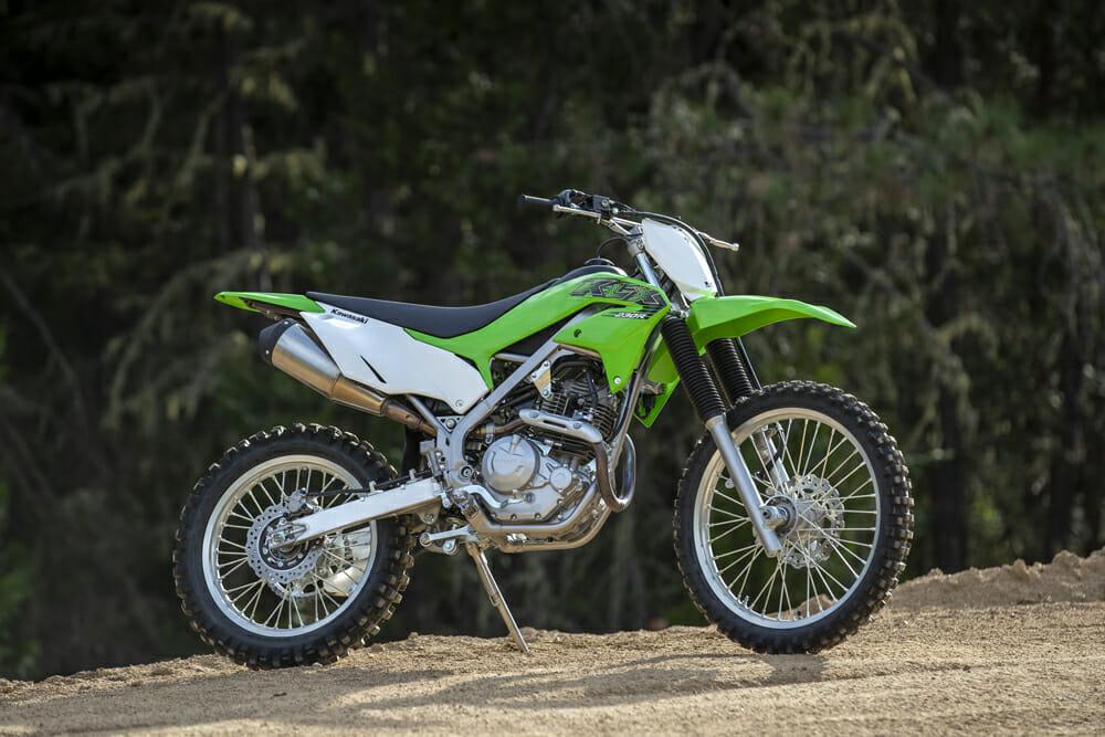 2020 Kawasaki KLX230R Specifications
