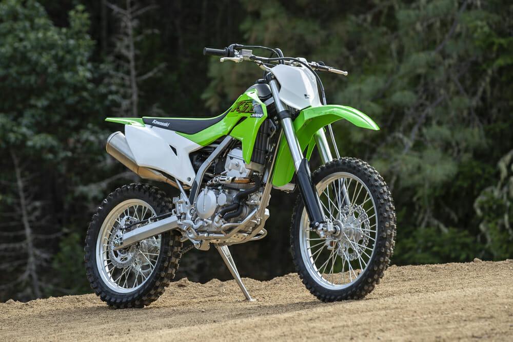 2020 Kawasaki KLX300R Specifications