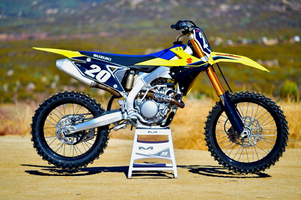 2020 Suzuki RM-Z250