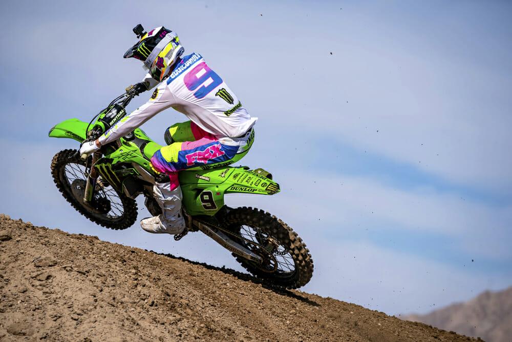 250MX AMA Pro Motocross Champion Adam Cianciarulo Interview