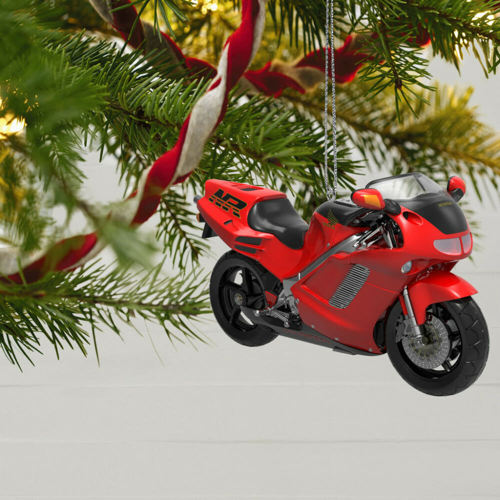 1992 Honda NR750 Hallmark Keepsake Ornament