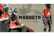 To celebrate the Mini O's, Alpinestars created a Limited Edition 'Magneto 19' Gear Set and Tech 7S Boot.