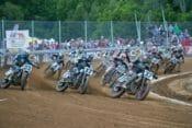 American Flat Track returns to legendary New Hampshire Motor Speedway on Saturday, June 13, 2020