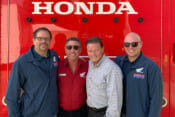 American Honda and Richie Morris Racing Recruit Henry Wiles for Singles Championship Hunt