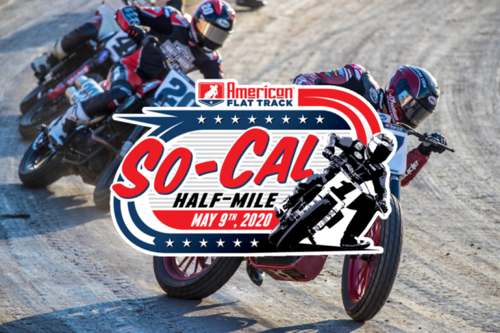 General Admission tickets for the So-Cal Half-Mile, scheduled for May 9 at Perris Auto Speedway, begin at $20 with advance purchase.