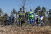 Baylor Brothers Join Sherco