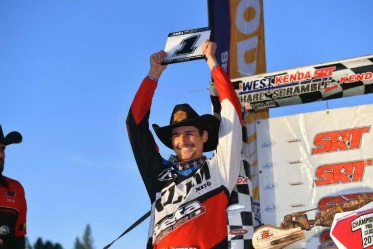 Beta USA Race Team Re-Signs Max Gerston for 2020 Season Podium Photo