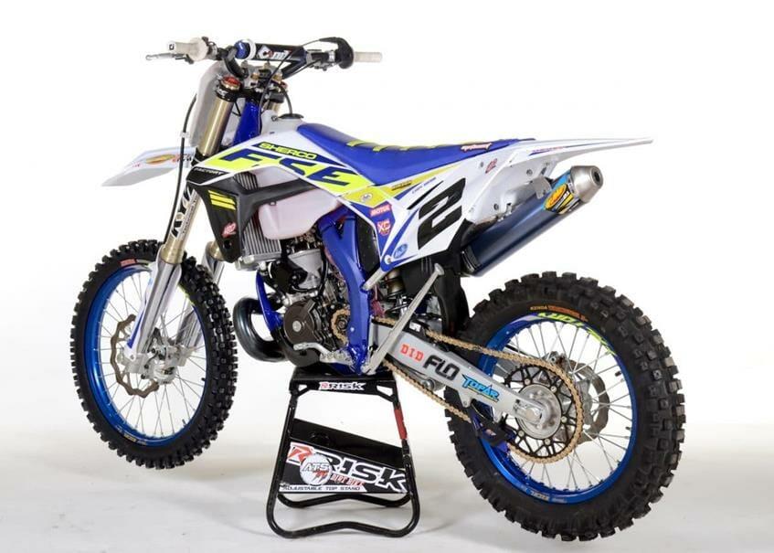 Cody Webb's Sherco 300