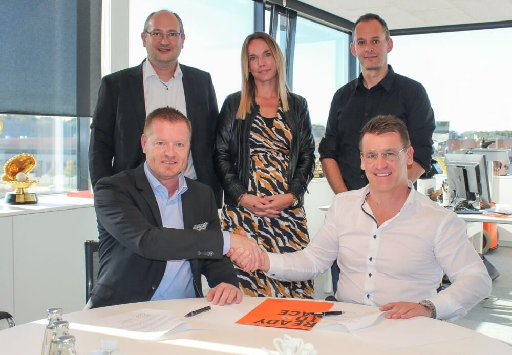 KTM and DHL Sign New Contract to Extend Enduro Team Sponsorship to 2022