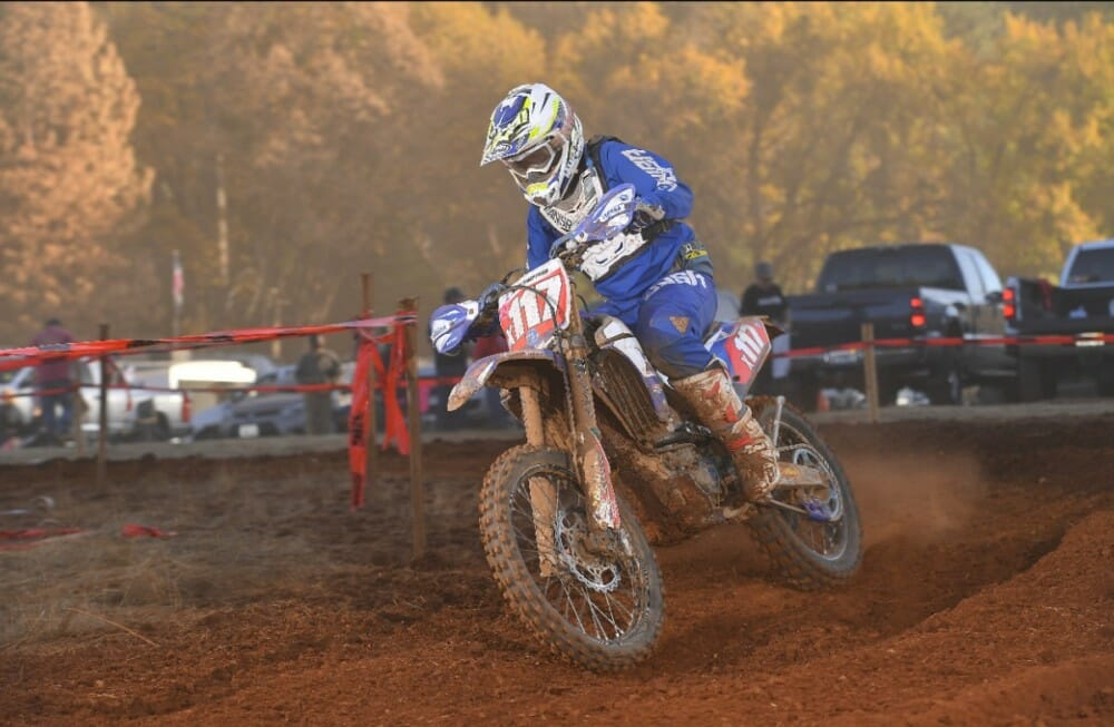 Dillon Sheppard in the Pro 250 class took home the win on Sunday next to Kyle Kerling who finished 2nd in class.