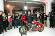 Ducati North America Raises Funds for Carlin Dunne Foundation With Successful Charity Auction in New York City