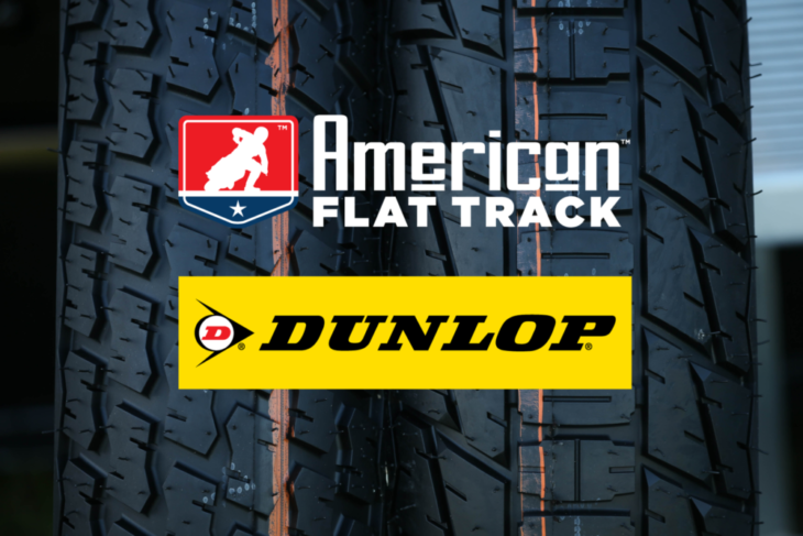 Dunlop and AFT Expand Partnership and Reveal DT4 Tire