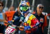Red Bull KTM's Jorge Prado