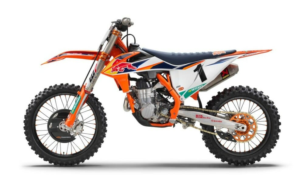 2020 KTM 450 SX-F Factory Edition