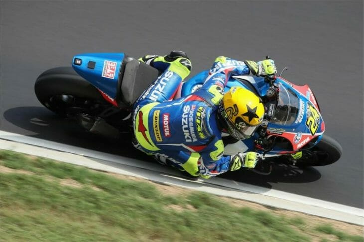Suzuki launched a video to celebrate its global success of the GSX-R and RM-Z range of machinery in 2019.