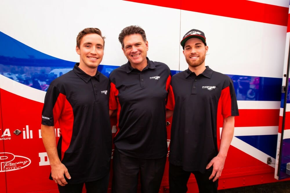 Honda Presents 2020 AMA Supercross, Arenacross Teams