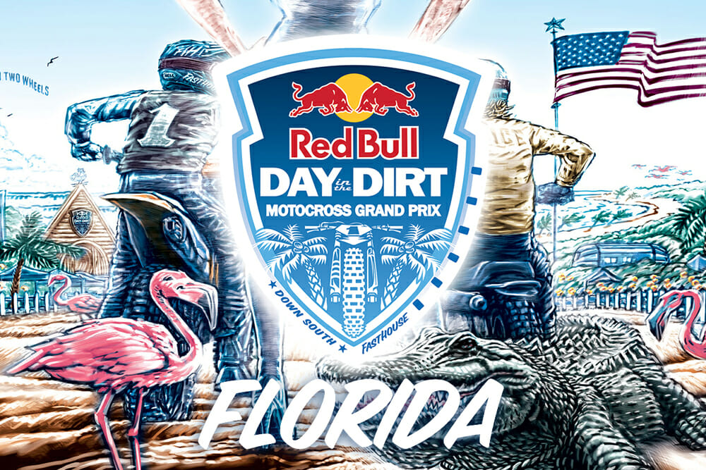 Red Bull Day in the Dirt Down South