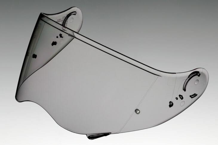 Shoei Hornet X2 CNS-2 Transitions Shield