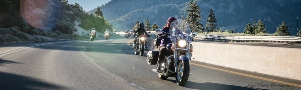Suffragists Centennial Motorcycle Ride Routes & Registration Released