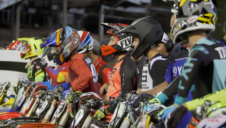 Supercross Future Gets Live Streaming
