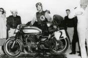 Three-Time Daytona 200 Winner Dick Klamfoth Dies at 91