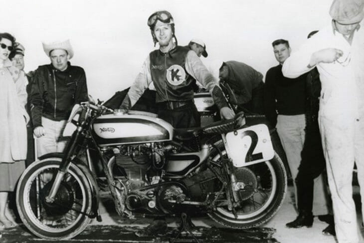 Three-Time Daytona 200 Winner Dick Klamfoth Dies at 91