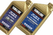 Yamaha High-Performance Full Synthetic Engine Oils