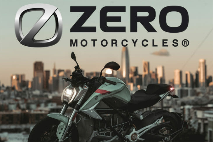 Zero Motorcycles eligible for federal EV tax credit