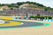Spain seems to be the current home of MotoGP, and it all began at the new Jerez track back in the late 1980s.