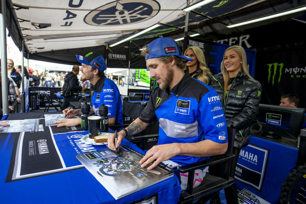 Destination Yamaha USA Now Offers Supercross VIP Travel Packages
