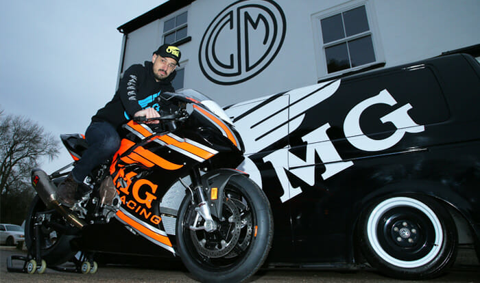 OMG Racing announce Isle of Man TT debut with James Hillier and David Johnson
