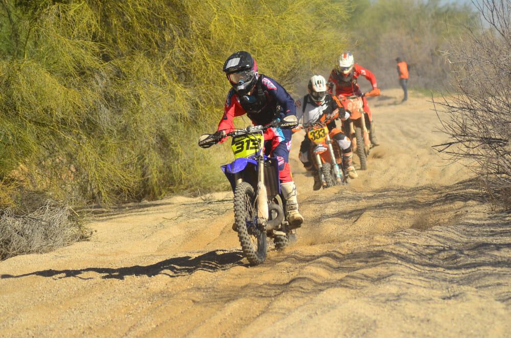 AMRA 2020 Season Kicks Off at Arizona Cycle Park